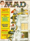 MAD Magazine #2 • Norway • 2nd Edition - Semic