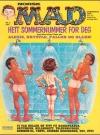 MAD Magazine #6 1983 • Norway • 2nd Edition - Semic