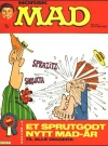 Image of MAD Magazine #44