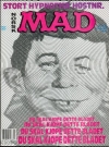 MAD Magazine #110 • Norway • 2nd Edition - Semic