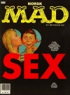 MAD Magazine #6 • Norway • 3rd Edition - Bladkompaniet