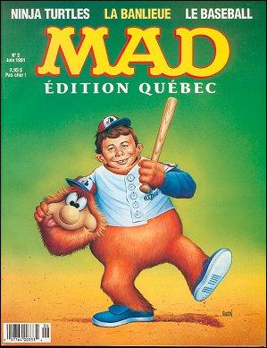 MAD Magazine #2 • Canada