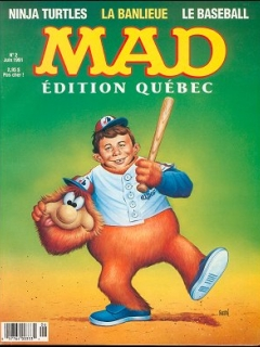 Go to MAD Magazine #2 • Canada