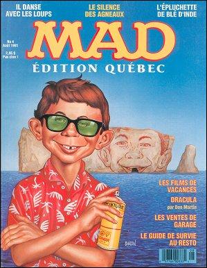 MAD Magazine #4 • Canada