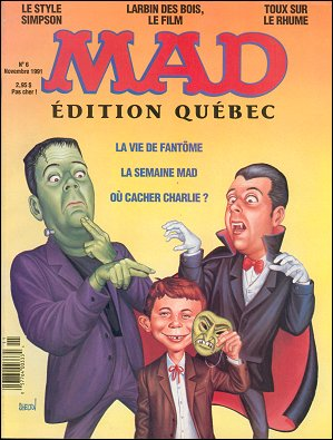 MAD Magazine #6 • Canada