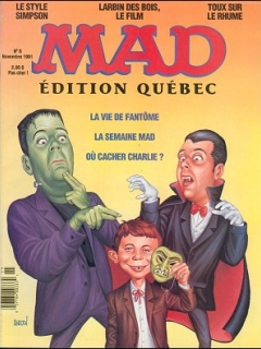 Go to MAD Magazine #6 • Canada