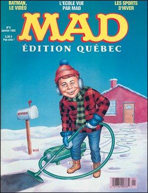 MAD Magazine #8 • Canada