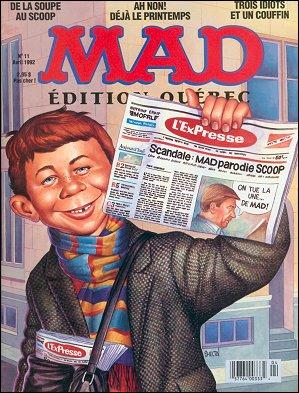 MAD Magazine #11 • Canada