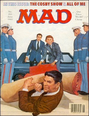 MAD Magazine #255 • South Africa