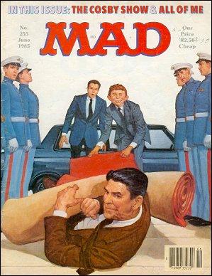 MAD Magazine #255 • South Africa