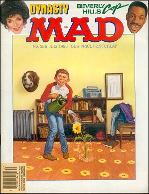 MAD Magazine #256 • South Africa