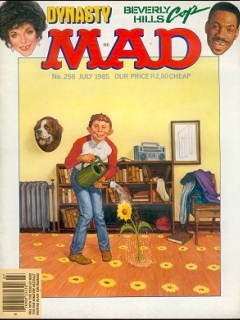 Go to MAD Magazine #256