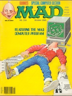 Go to MAD Magazine #258 • South Africa