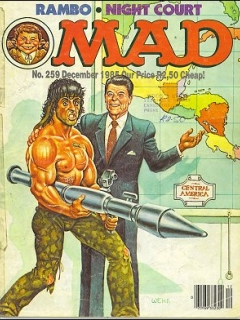 Go to MAD Magazine #259