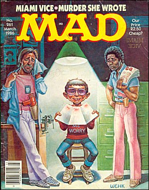 MAD Magazine #261 • South Africa