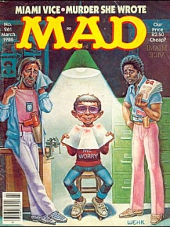 Go to MAD Magazine #261