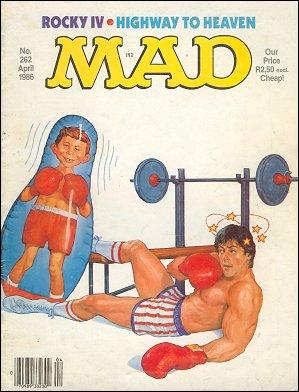 MAD Magazine #262 • South Africa