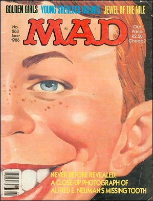 MAD Magazine #263 • South Africa