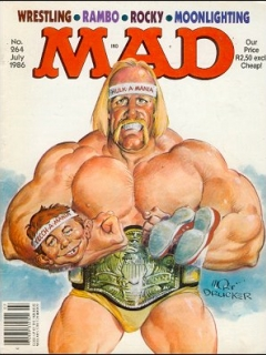 Go to MAD Magazine #264