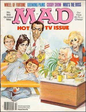 MAD Magazine #266 • South Africa