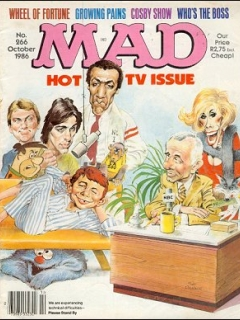 Go to MAD Magazine #266