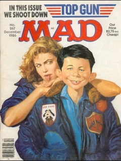 Go to MAD Magazine #267