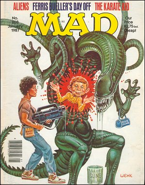 MAD Magazine #268 • South Africa