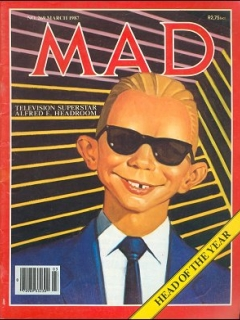 Go to MAD Magazine #269