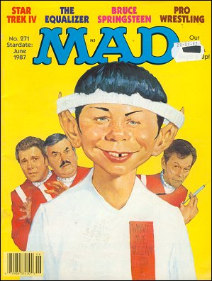 MAD Magazine #271 • South Africa
