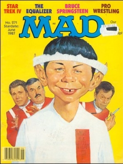 Go to MAD Magazine #271
