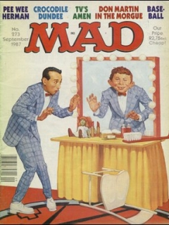 Go to MAD Magazine #273 • South Africa