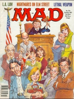 Go to MAD Magazine #274 • South Africa