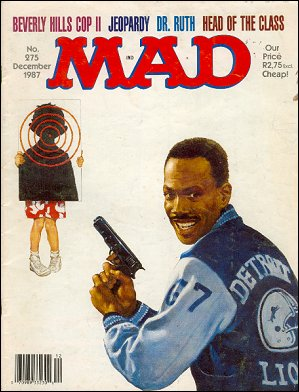MAD Magazine #275 • South Africa