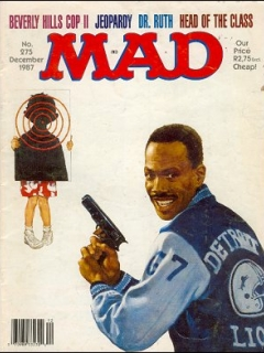 Go to MAD Magazine #275 • South Africa