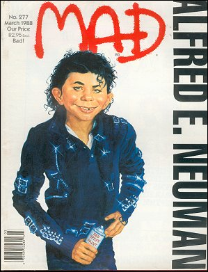 MAD Magazine #277 • South Africa