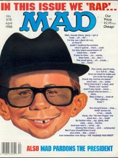 Go to MAD Magazine #278