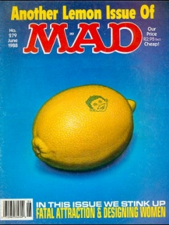 Go to MAD Magazine #279