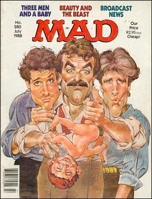 MAD Magazine #280 • South Africa