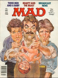 Go to MAD Magazine #280