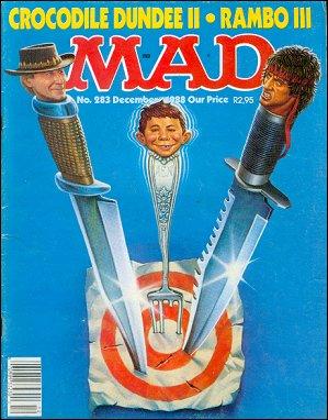 MAD Magazine #283 • South Africa
