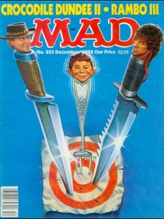 Go to MAD Magazine #283
