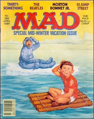 MAD Magazine #286 • South Africa
