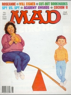 MAD Magazine #287 • South Africa