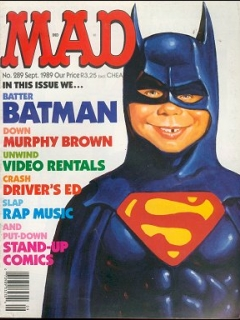 Go to MAD Magazine #289 • South Africa