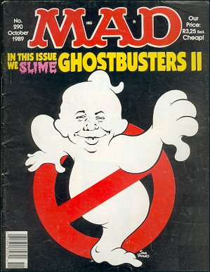 MAD Magazine #290 • South Africa