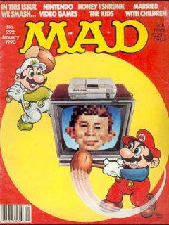 Go to MAD Magazine #292