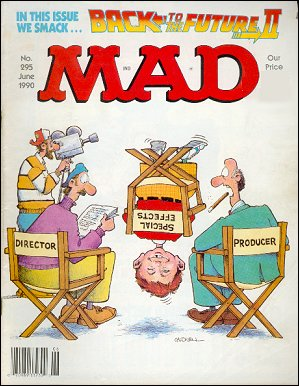 MAD Magazine #295 • South Africa
