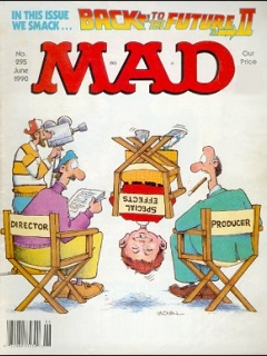 Go to MAD Magazine #295 • South Africa