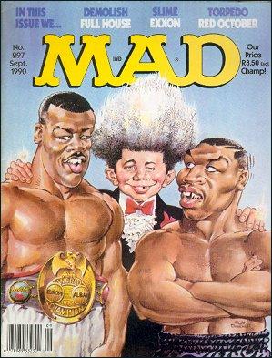 MAD Magazine #297 • South Africa
