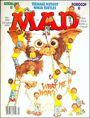 MAD Magazine #298 • South Africa
